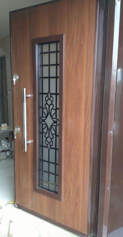 Galvaniz Kapılar